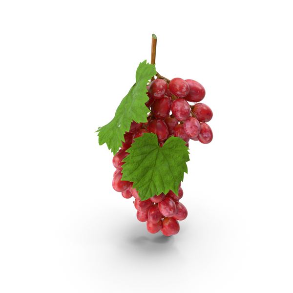 Grape: Bunch of Pink Grapes PNG & PSD Images
