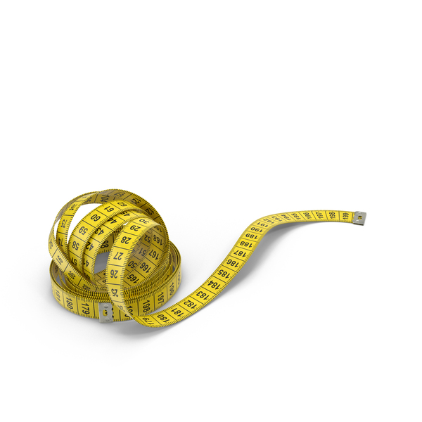 Tailor Measuring: Bundled Tape Measure Object