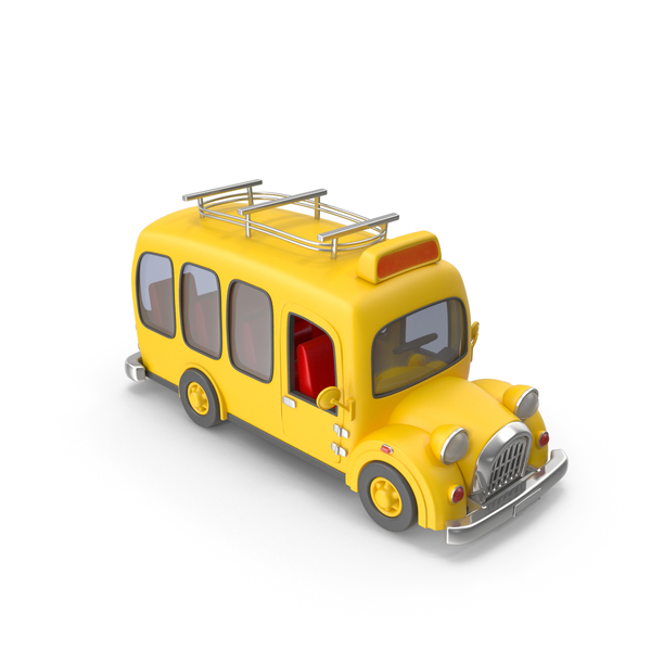 School: Bus PNG & PSD Images