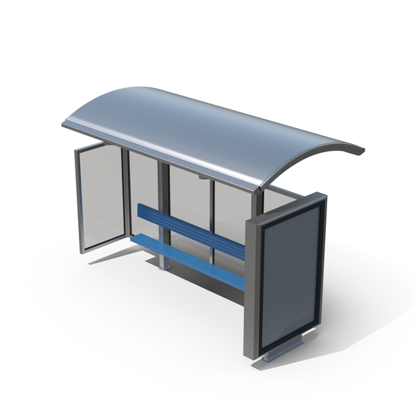 Bus Stop PNG & PSD Images