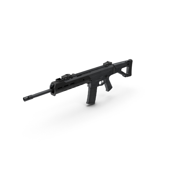 Bushmaster ACR Adaptive Combat Rifle PNG & PSD Images