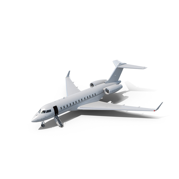 Business Jet Global 6000 Object