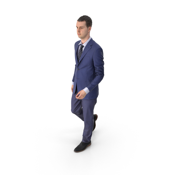 Business Man Walking PNG & PSD Images