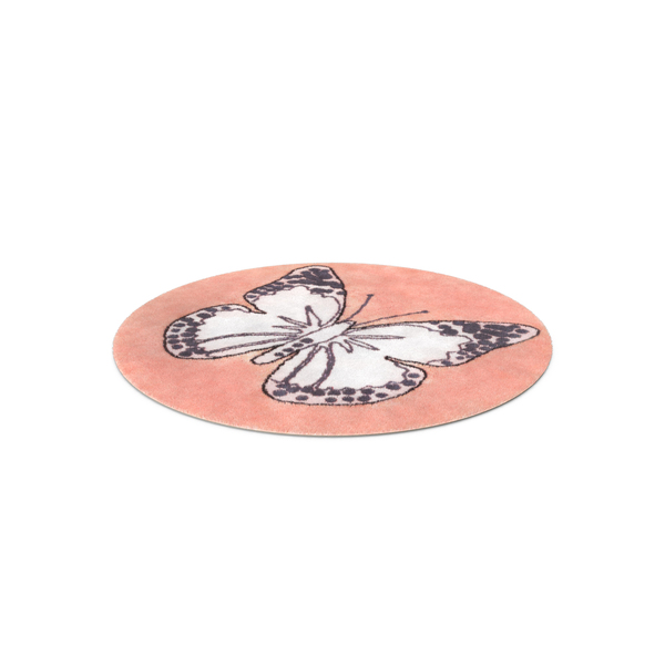 Butterfly Rug PNG & PSD Images