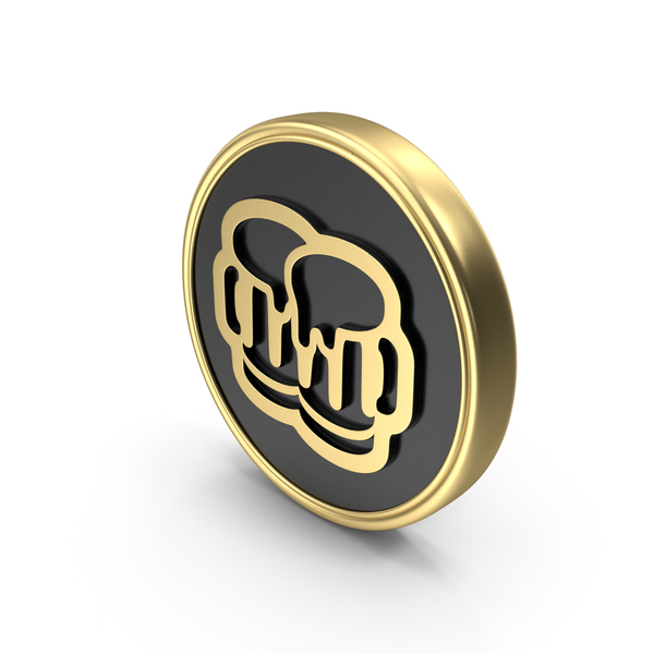 Buy Beer Coin Logo Icon PNG & PSD Images