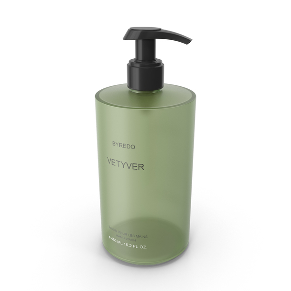 Byredo Vetyver Hand Wash PNG & PSD Images