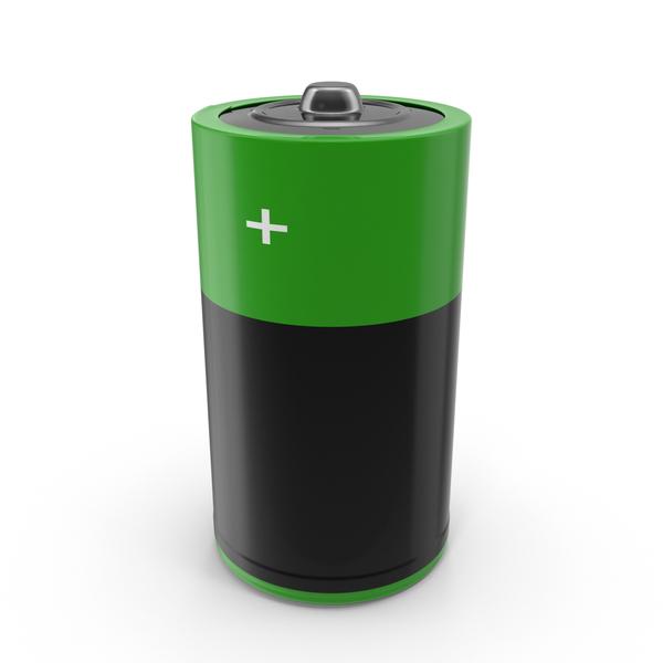 C Battery Object