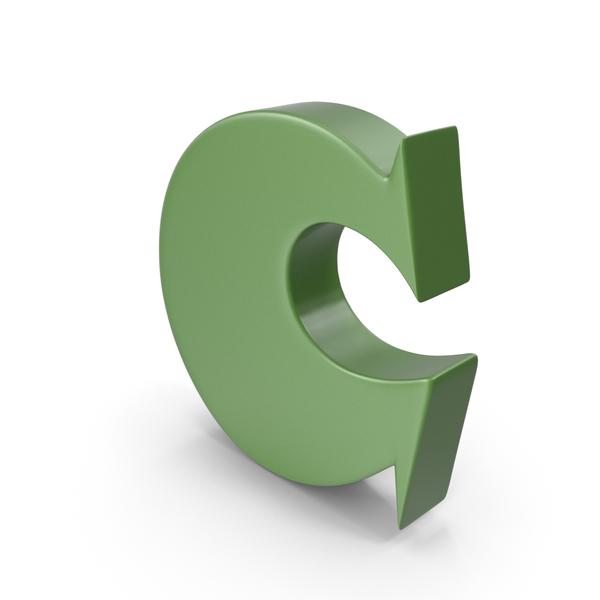 Language: C Green PNG & PSD Images