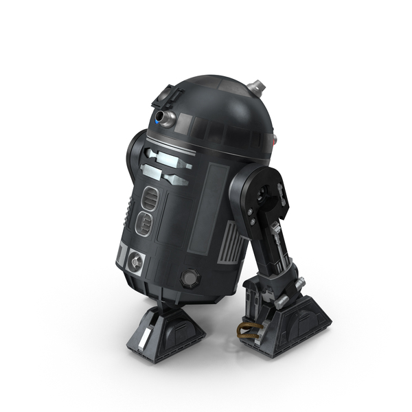 C2 B5 Droid Rogue One PNG & PSD Images