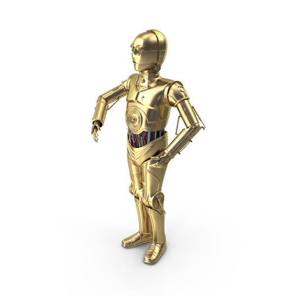 C3PO PNG & PSD Images