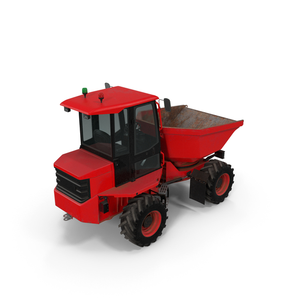 Cabbed Dumper Generic Dirty PNG & PSD Images
