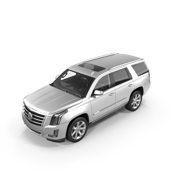 Cadillac Escalade PNG & PSD Images