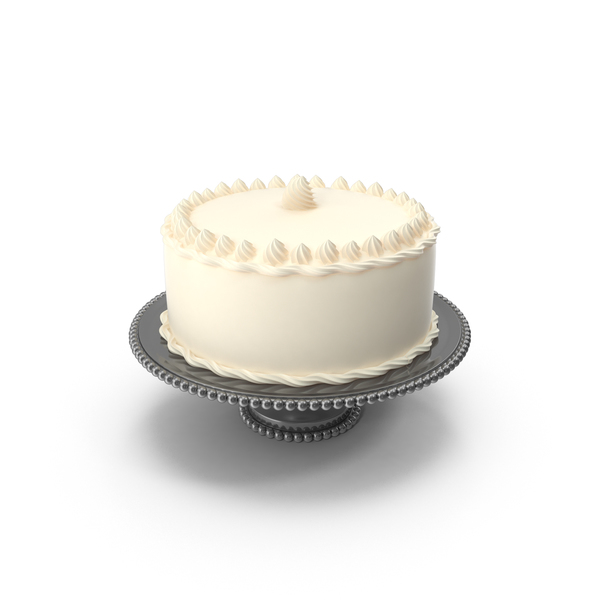 Cake on Stand PNG & PSD Images
