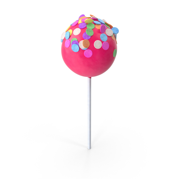 Cake Pop PNG & PSD Images