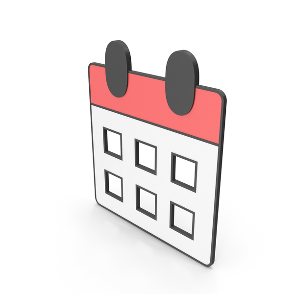Calendar Icon PNG & PSD Images