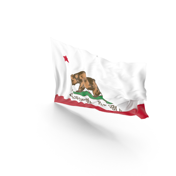 California State Flag PNG & PSD Images