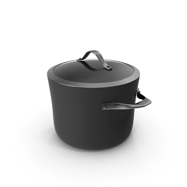 Pot: Calphalon Contemporary 8 Qt. Stockpot PNG & PSD Images
