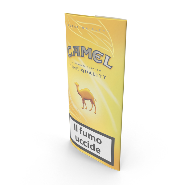 Camel Tobacco PNG & PSD Images