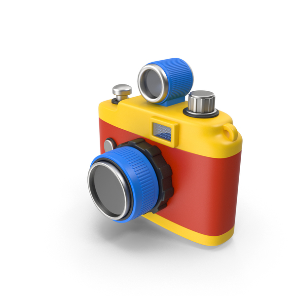 Camera Toy PNG & PSD Images