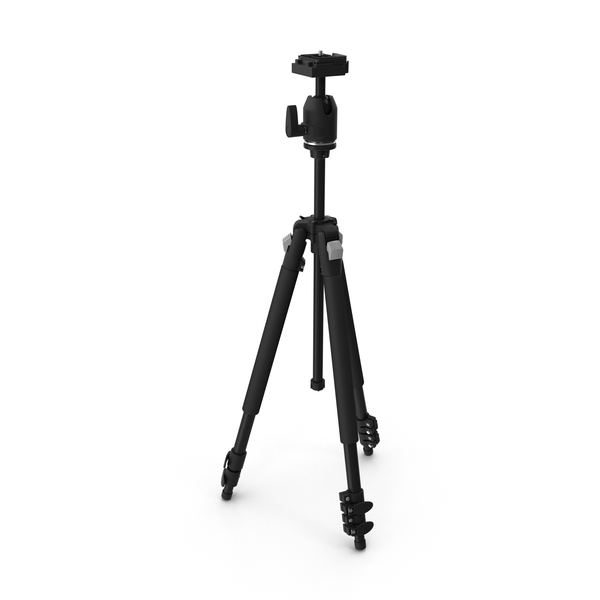 Camera Tripod Open Object