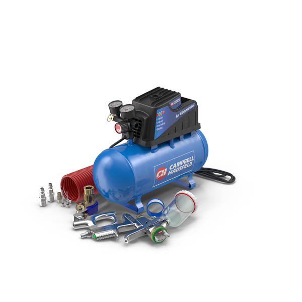 Campbell Hausfeld Air Compressor PNG & PSD Images