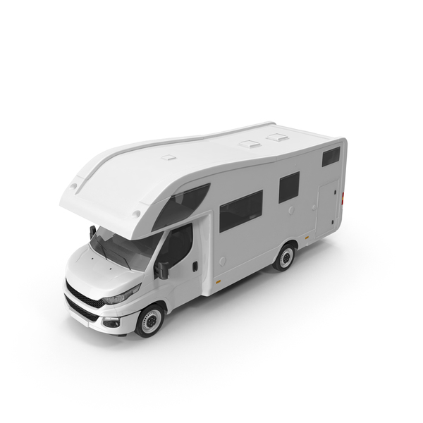 Recreational Vehicle: Camper PNG & PSD Images