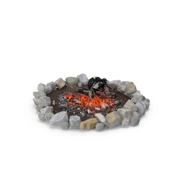 Campfire Pit PNG & PSD Images