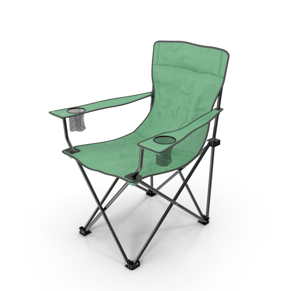 Camping Chair Object