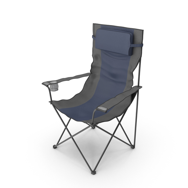 Folding: Camping Chair PNG & PSD Images