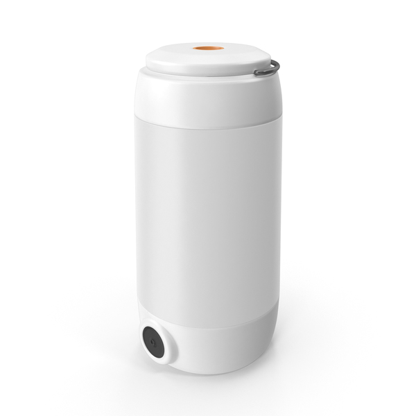 Camping LED Lantern White PNG & PSD Images