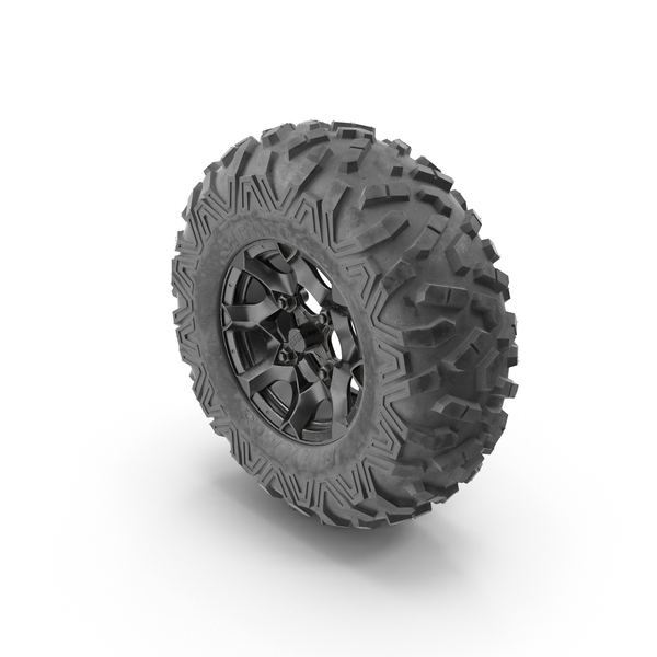 Can Am Bighorn Wheel PNG & PSD Images