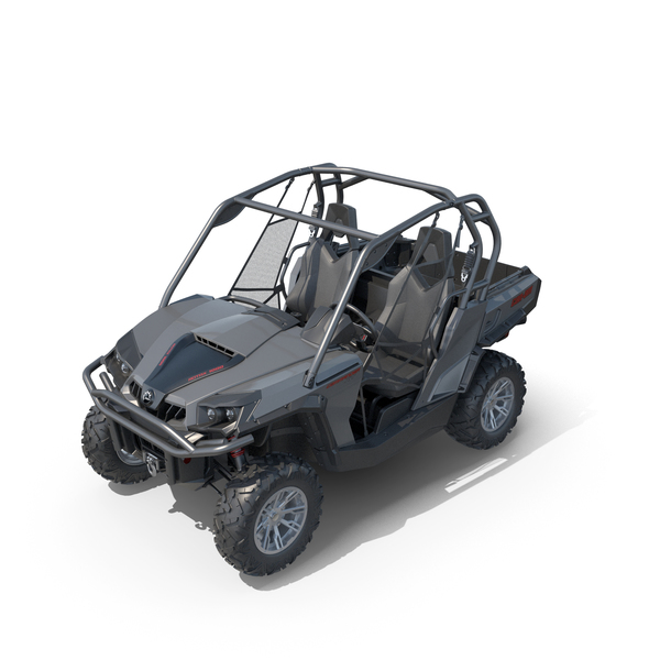 Can-Am Commander XT 1000 PNG & PSD Images