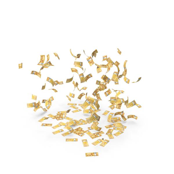 Usa Banknote: Canadian Dollars Bills Notes Falling PNG & PSD Images