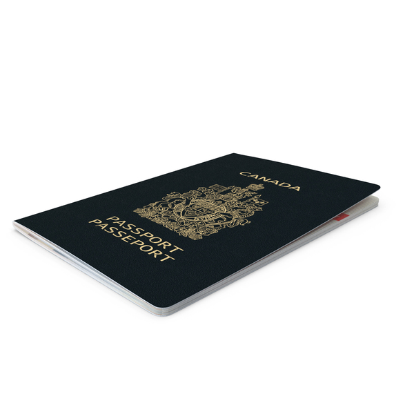Canadian Passport PNG & PSD Images
