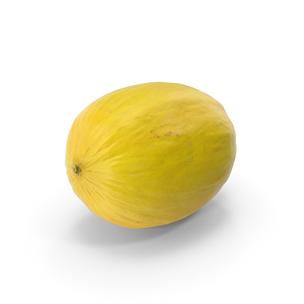 Canary Melon PNG & PSD Images