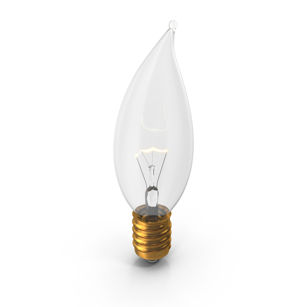 Candelabra Bulb Object