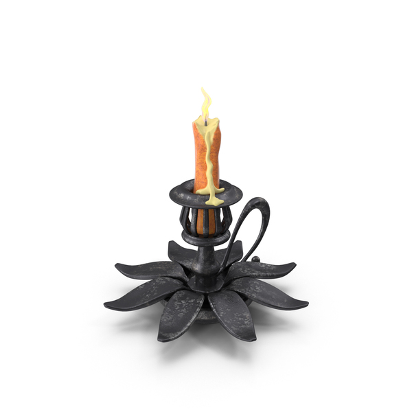 Candlestick: Candle Holder PNG & PSD Images