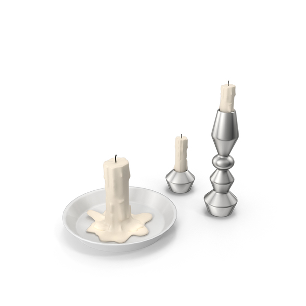 Candlestick Holder: Candle Sticks PNG & PSD Images