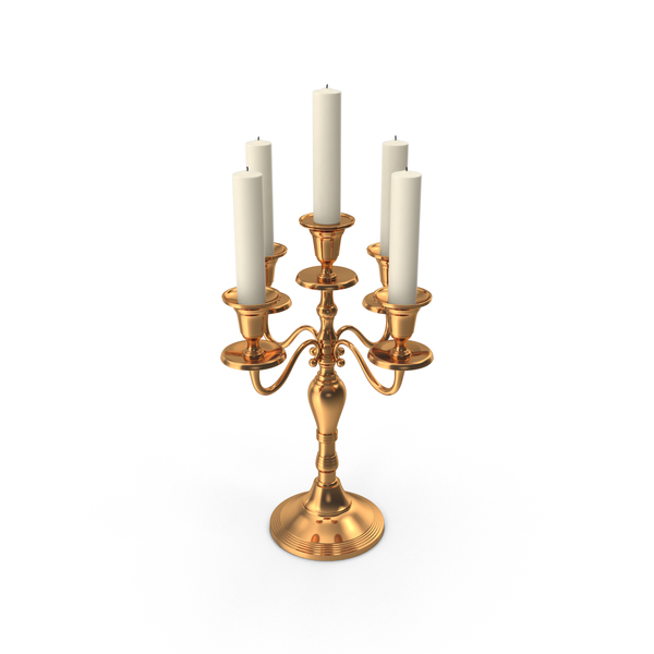 Candlestick holder PNG & PSD Images