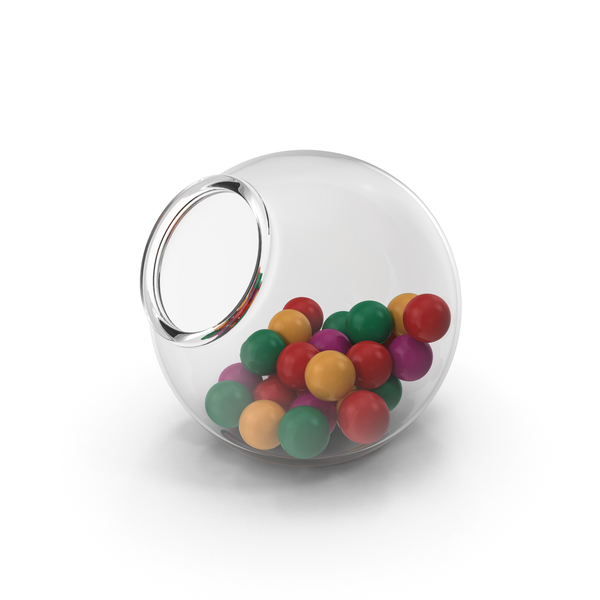 Candy Jar PNG & PSD Images