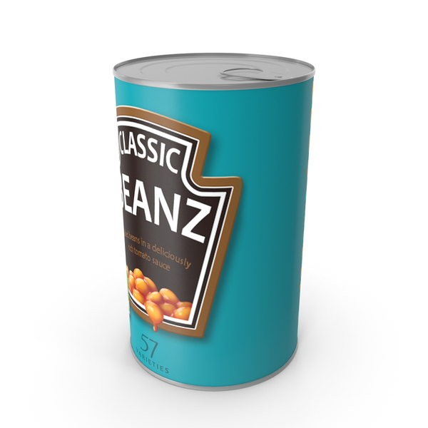 Canned Bean PNG & PSD Images