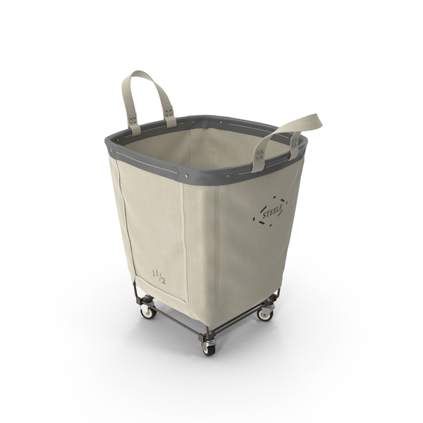 Canvas Basket PNG & PSD Images
