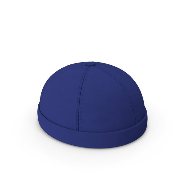Cap Without Visor With Pin PNG & PSD Images