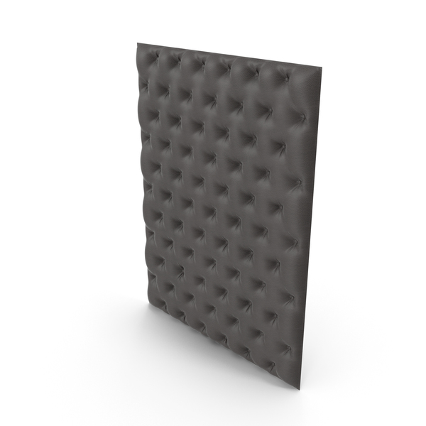 Capitone Wall Panels PNG & PSD Images