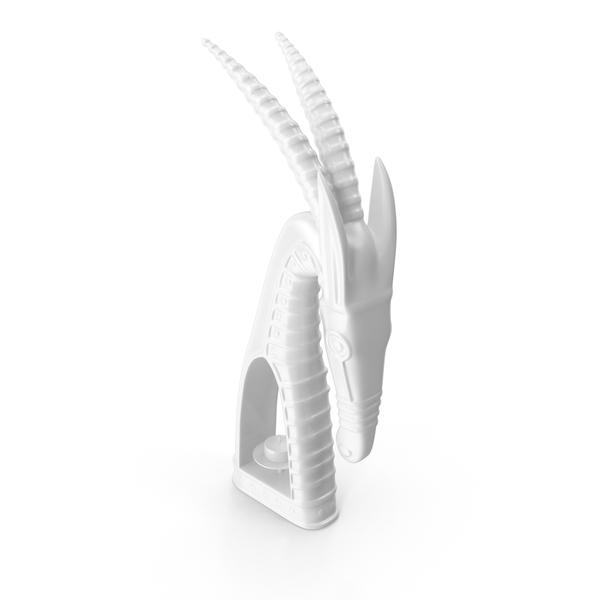 Capricorn Sculpture PNG & PSD Images