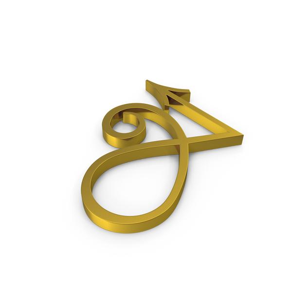 Capricorn Symbol PNG & PSD Images