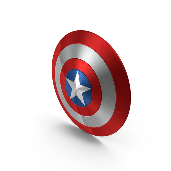 Captain America Shield PNG & PSD Images