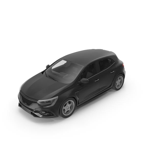 Hatchback: Car Black PNG & PSD Images