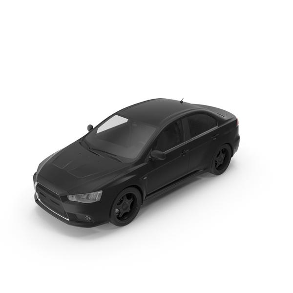 Sedan: Car Black PNG & PSD Images