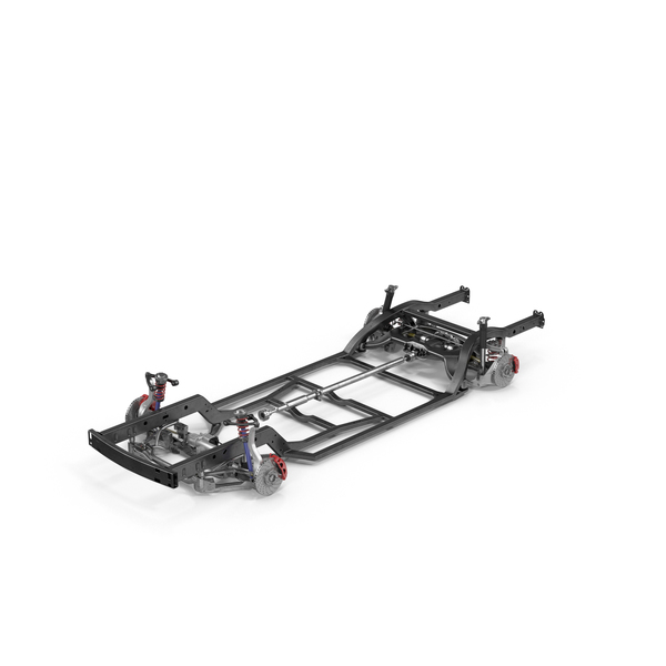 Car Chassis Object
